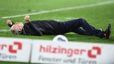 لاعب فرانكفورت ينتظر عقوبة تأديبية بعد إسقاط مدرب فرايبورغ
