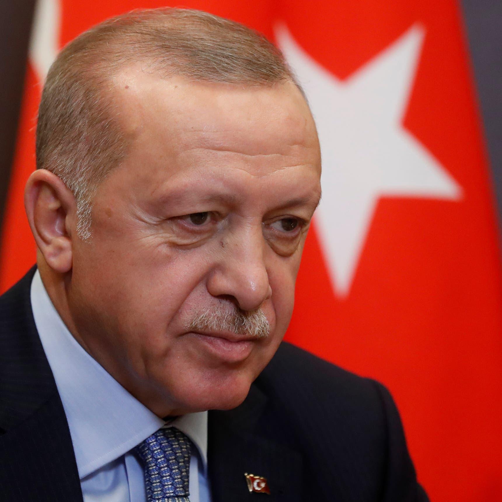 أردوغان: أشعر بالأسى على فقدان