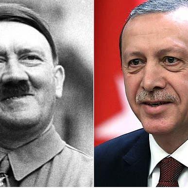 أردوغان: أريد صلاحيات هتلر