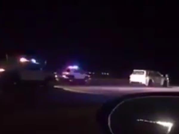 شاهد.. القبض على سائق متهور تسبب بحالتي وفاة بالسعودية