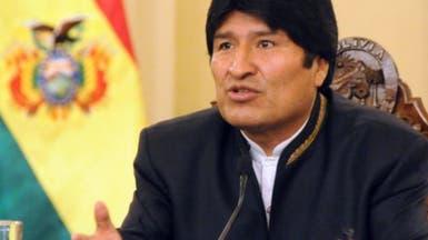"""""""الانقلاب وقع"""".. الرئيس البوليفي يستقيل"""