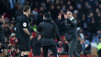 """غوارديولا: خسارة ليفربول """"أفضل أداء"""" لسيتي منذ وصولي"""
