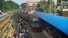 At least 15 dead as trains collide in Bangladesh
