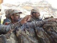 صرواح.. قتلى وجرحى حوثيون بنيران جيش اليمن وطيران التحالف
