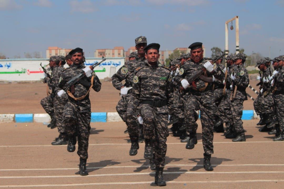 أمن المنشآت اليمنية