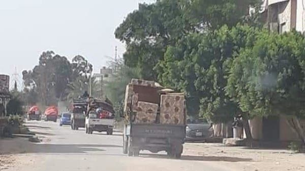 """""""الوفاق"""" تحول حي الزهور بطرابلس لمنطقة عسكرية"""