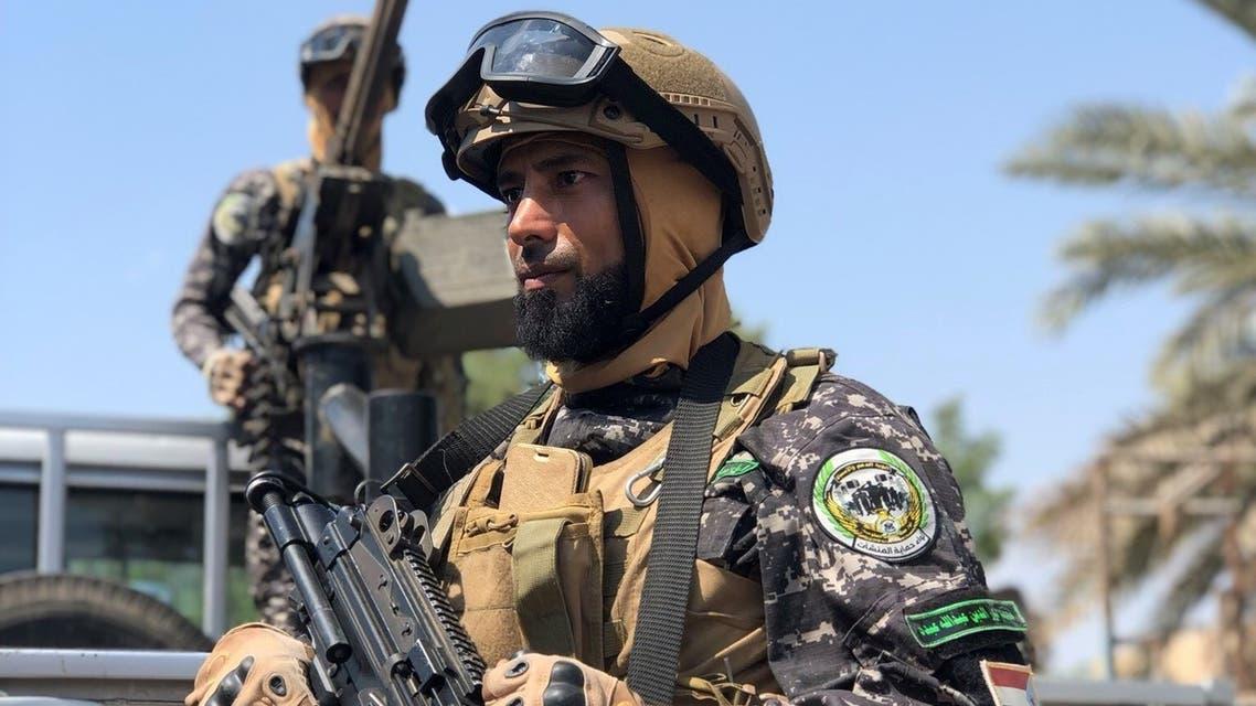 التحالف أمن المنشآت في عدن و لحج اليمن