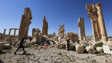 آثار سوريا المنهوبة للواجهة.. وفصائل تركيا تتدرب بمعبد