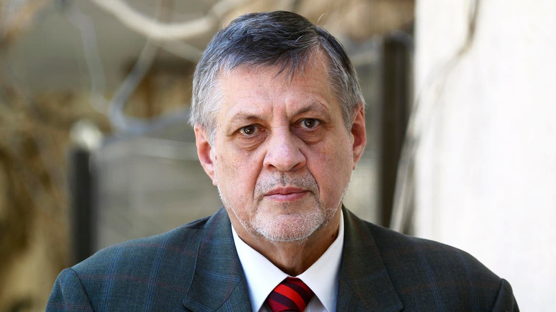 Jan Kubis UN United Nations special coordinator for Lebanon - AFP
