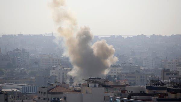 ارتفاع ضحايا غزة لـ32 قتيلاً منذ بدء التصعيد الإسرائيلي