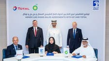 ADNOC LNG signs deals with BP and Total to book out production through Q1 2022