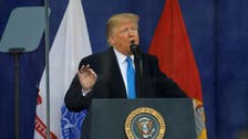 Trump says Baghdadi successor in US crosshairs