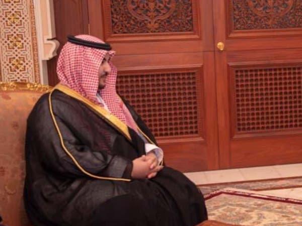 سلطان عُمان يستقبل نائب وزير الدفاع السعودي في مسقط