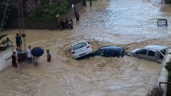 وفاة طفلة جرفتها مياه الأمطار في تونس