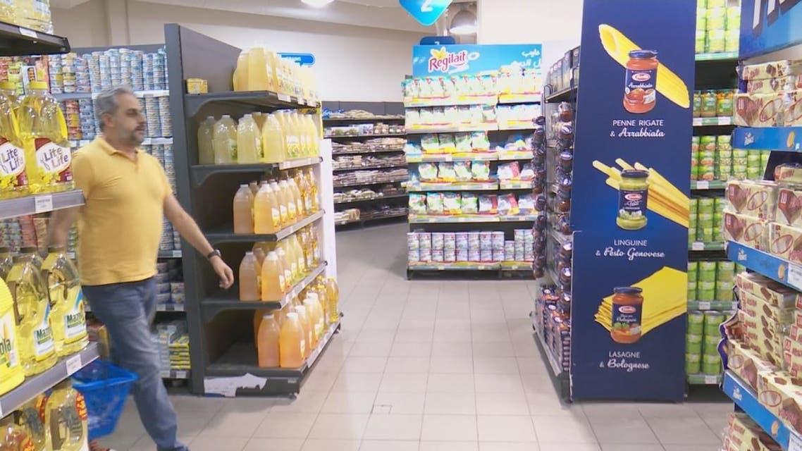 غلاء الأسعار ونقص الغذاء.. أزمة متصاعدة في لبنان