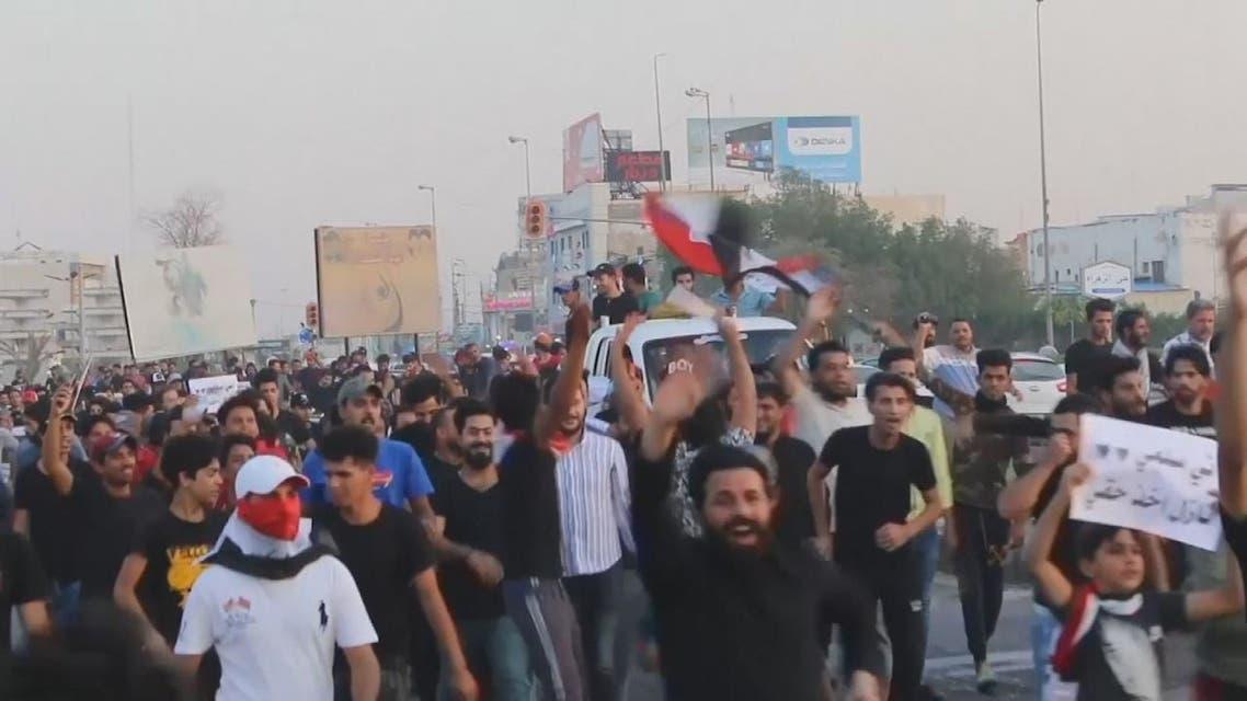 مواجهات دامية بين الأمن والمتظاهرين في ساحة الخلاني