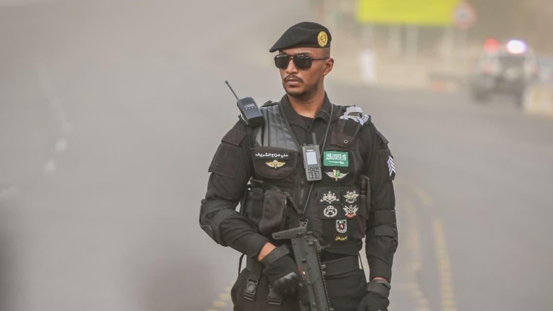 قوات من الأمن السعودي الشرطة السعودية - جديدة