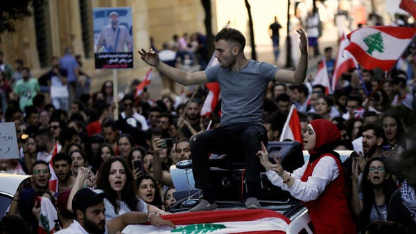 لبنان.. دعوات للتظاهر أمام مقر الرئاسة واستنفار أمني في بعبدا