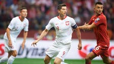 ليفاندوفسكي يشارك في مباراة بولندا والبوسنة