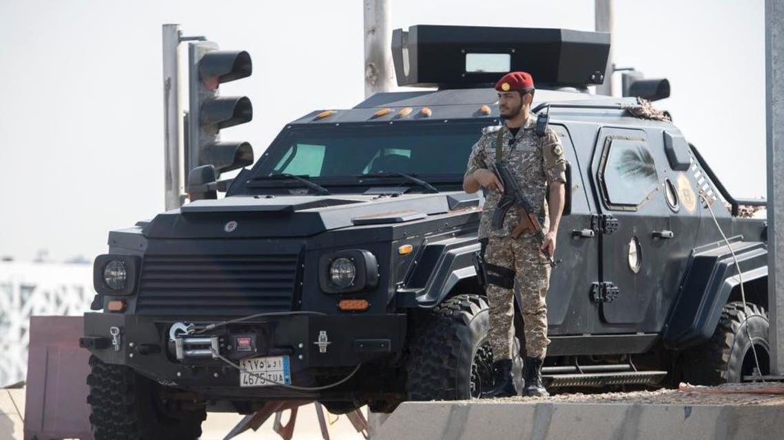 الشرطة السعودية - جديدة