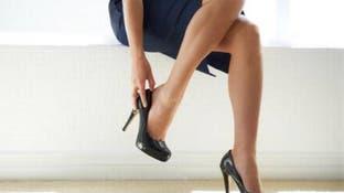 شما هم عاشق پوشیدن کفش پاشنه بلند هستید؟