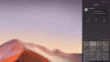 مايكروسوفت تطلق تحديث ويندوز 10.. لا تغييرات جذرية