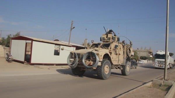 أميركا تقيم نقاطاً عسكرية قرب الحقول النفطية في سوريا