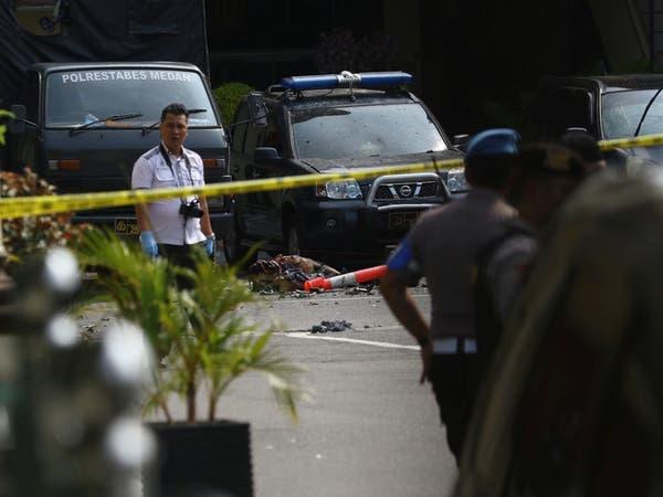 إندونيسيا.. مقتل منفذ هجوم على مركز شرطة وجرح ضباط