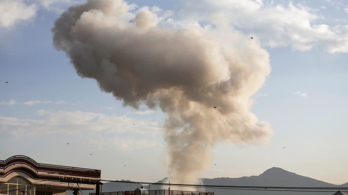 من انفجار كابول - أفغانستان