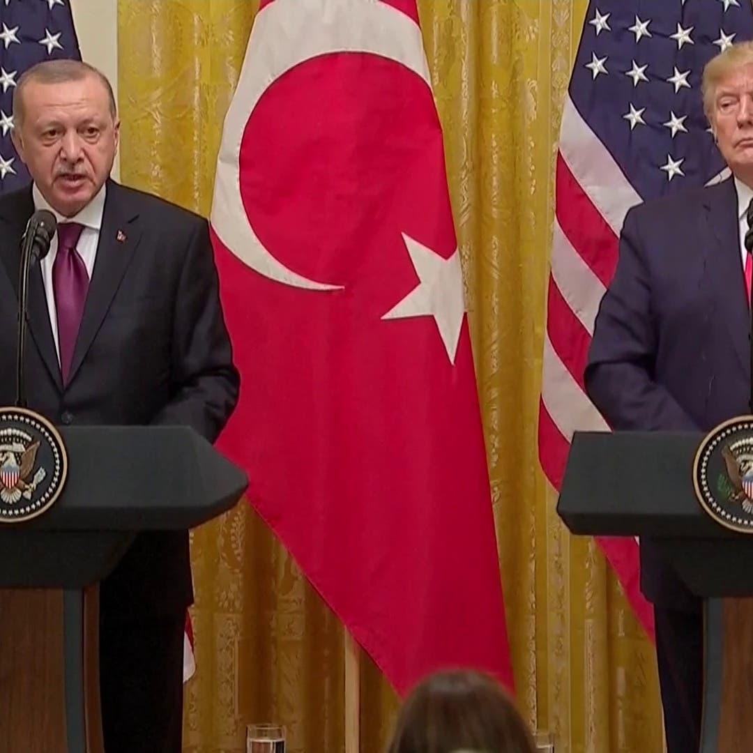 ترمب: وقف النار شمال سوريا متماسك حسب الاتفاق مع أنقرة