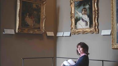 عطور فرنسية برائحة لوحات متحف اللوفر