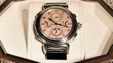 31 مليون دولار لأغلى ساعة يد في العالم.. وبيعت بـ5 دقائق