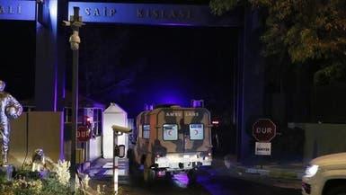 تركيا.. انفجاران بمستودع ذخيرة على حدود سوريا وإصابة 17