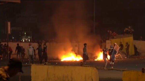 العراق.. عودة الهدوء إلى ساحة الخلاني ببغداد