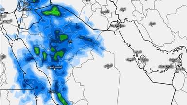 تحذير من الأرصاد لسكان منطقة مكة.. أمطار ورياح