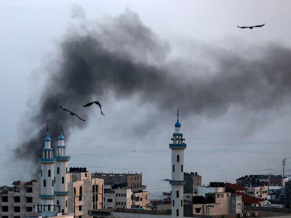 وفد مصري إلى غزة لتثبيت الهدنة مع إسرائيل