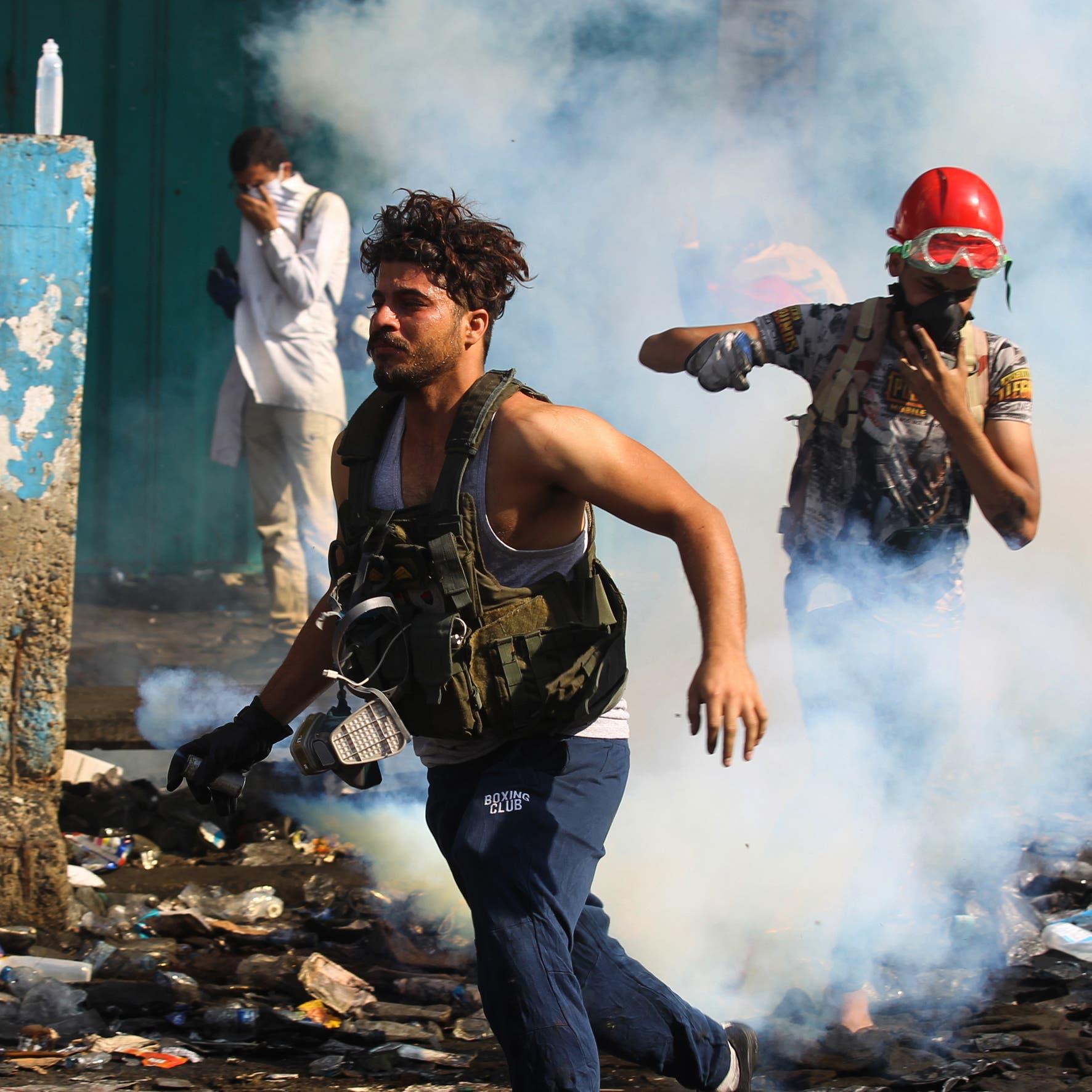 قتلى بانفجار وسط بغداد .. وإحراق بيوت مسؤولين جنوبا