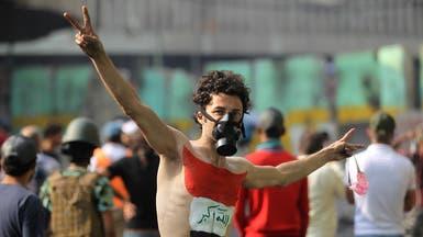 """جمعة صمود في العراق.. والمتظاهرون""""باقون 40 عاماً"""""""