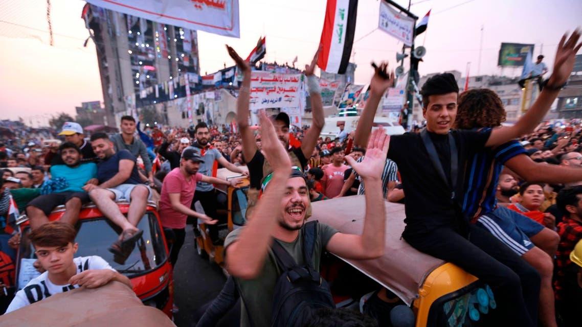 العراق - اسوشيتد برس