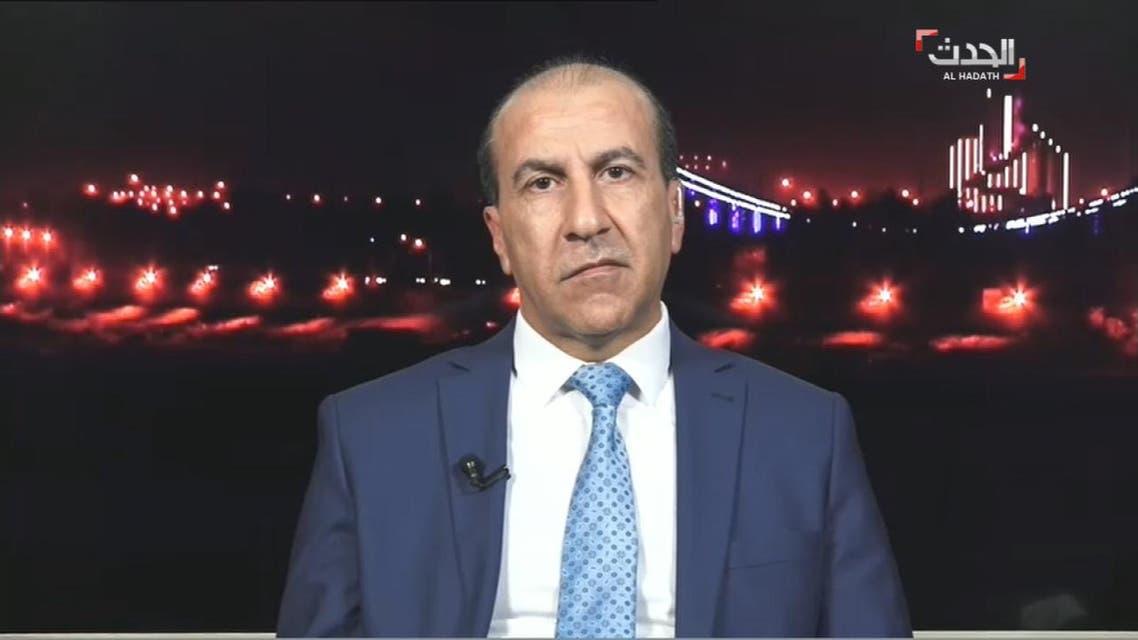 THUMBNAIL_ من بغداد المتحدث باسم الحكومة العراقية الدكتور سعد الحديثي