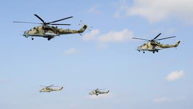 انتشار روسي بقاعدة في ريف كوباني.. مروحيات وشرطة عسكرية