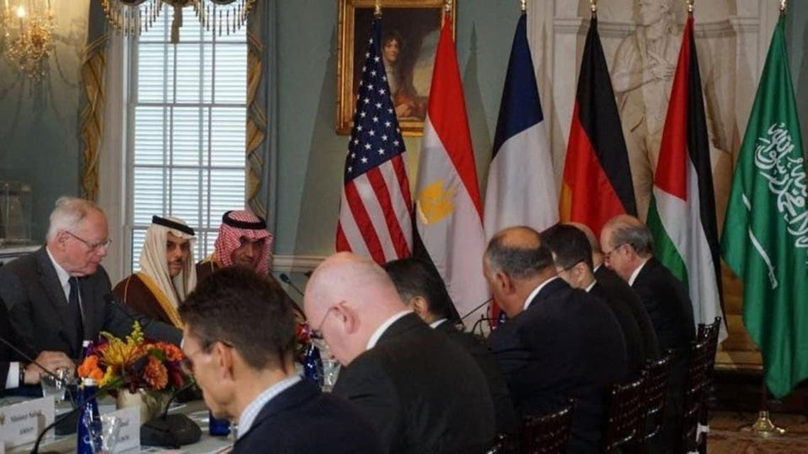 KSA: Saudi foreign minister in USA