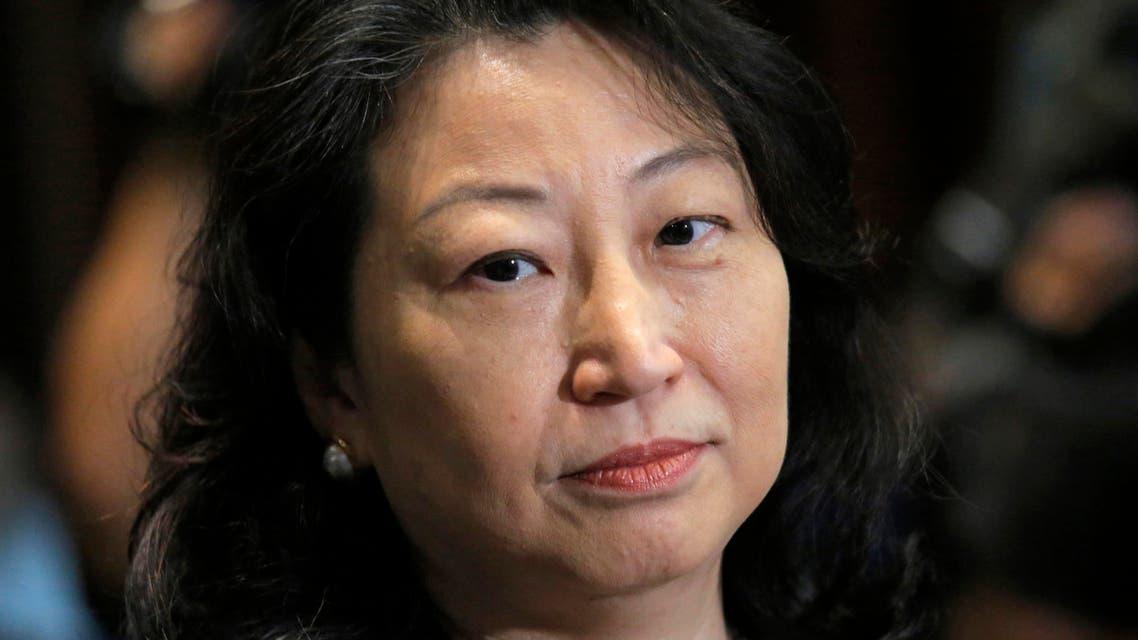Teresa Cheng (AP)