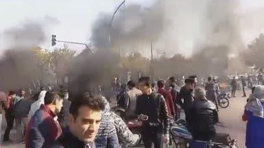 ادامه تظاهرات در شهرهای ایران