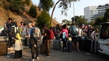 Rebellious students abandon occupation of Hong Kong campus