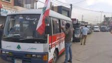 """حراك لبنان مستمر.. """"بوسطة الثورة"""" من الشمال إلى الجنوب"""