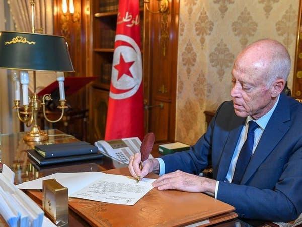 بالصورة.. رسالة من الرئيس التونسي تشعل مواقع التواصل