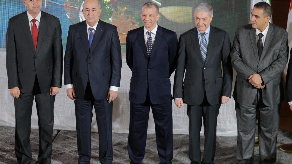 مرشحو رئاسيات الجزائر