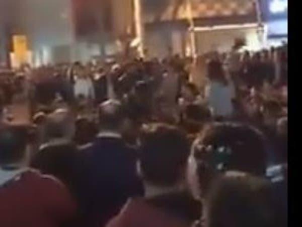 """شاهد هتاف الإيرانيين """"لا غزة لا لبنان.. روحي فدا إيران"""""""