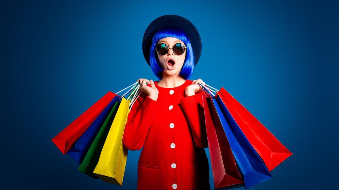 إدمان التسوق